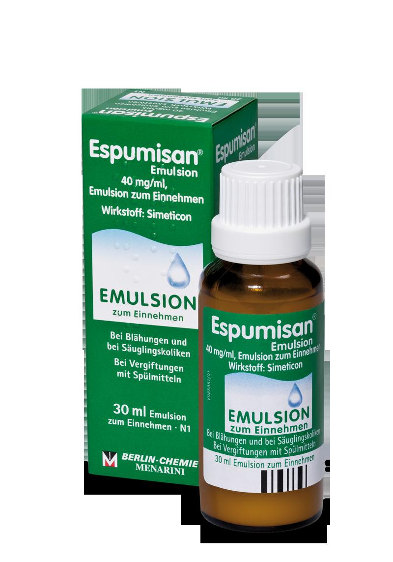 Espumisan® Emulsion <br>(3-Monats-Kolik)