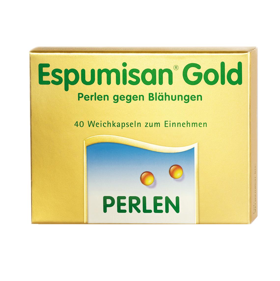 Espumisan® Gold   Perlen