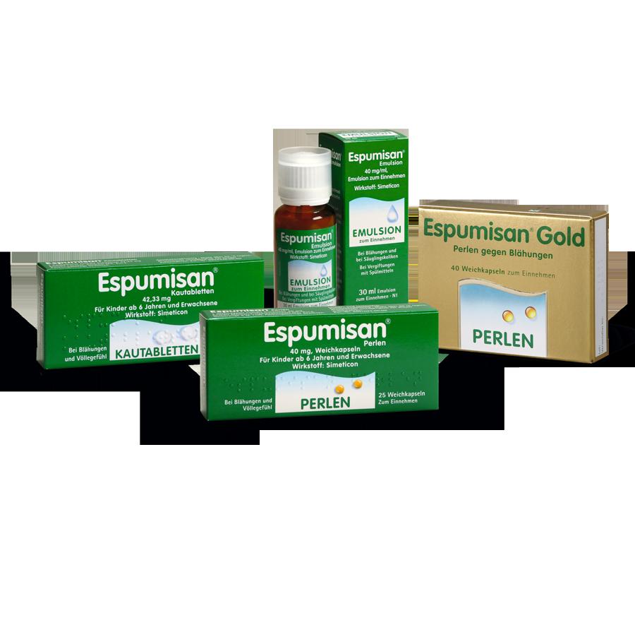 Espumisan® Produkte