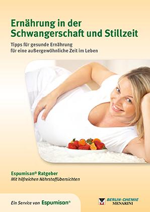 Ratgeber Ernährung in der Schwangerschaft/Stillzeit